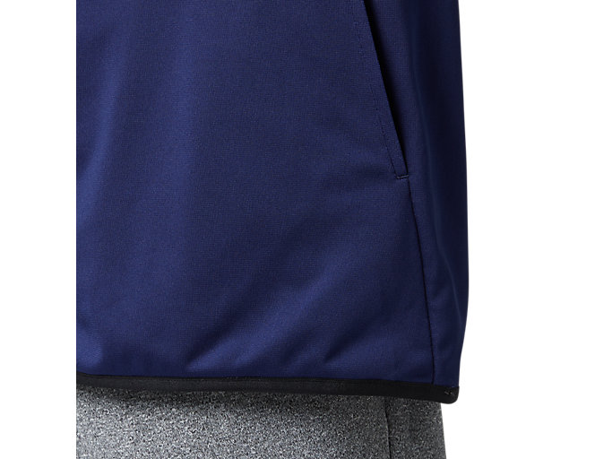 Alternative image view of LIMOストレッチニットジャケット, ピーコート