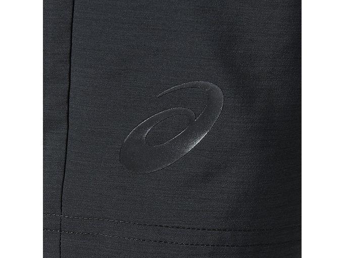 Alternative image view of CA杢ウーブンハーフパンツ, パフォーマンスブラック杢