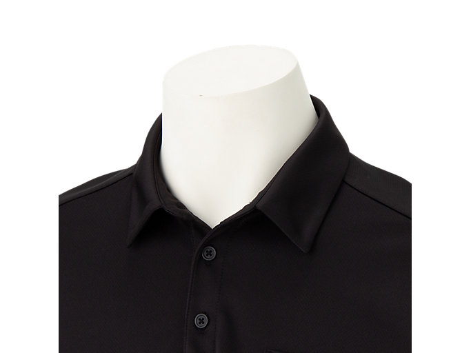 Alternative image view of CAポロシャツ, パフォーマンスブラック