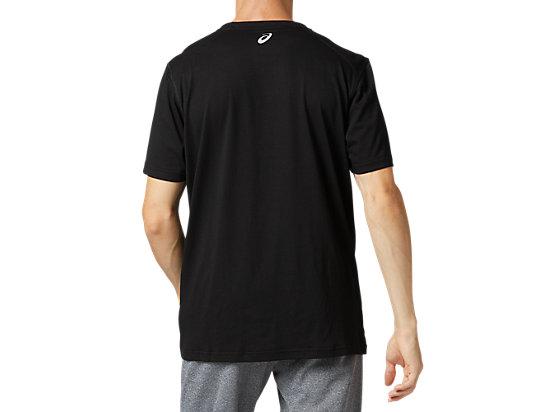 男式運動短袖T恤 PERFORMANCE BLACK/SHEET ROCK