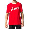 男式運動短袖T恤: CLASSIC RED/BRILLIANT WHITE