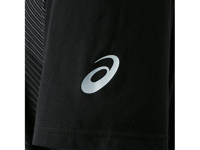 Alternative image view of JP ショートスリーブトップ, パフォーマンスブラック