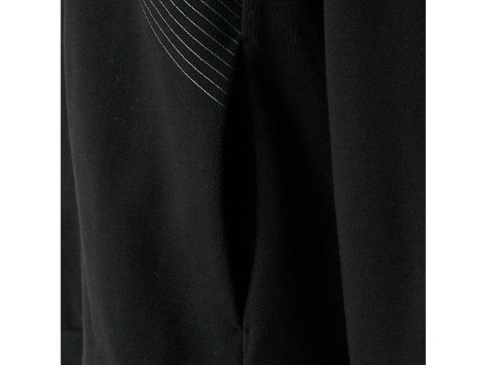 Alternative image view of JP スウェットフーディ, パフォーマンスブラック