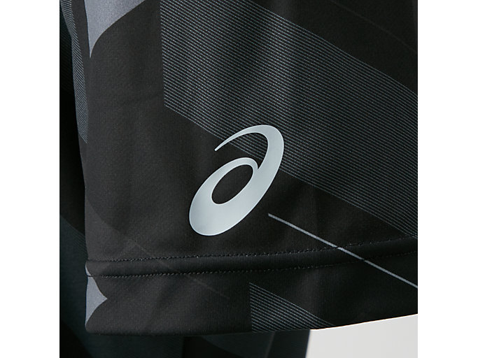Alternative image view of JP グラフィックショートスリーブトップ, パフォーマンスブラック