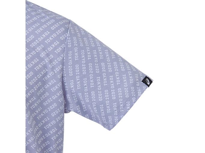 Alternative image view of Tシャツ(東京2020オリンピックエンブレム), グレー