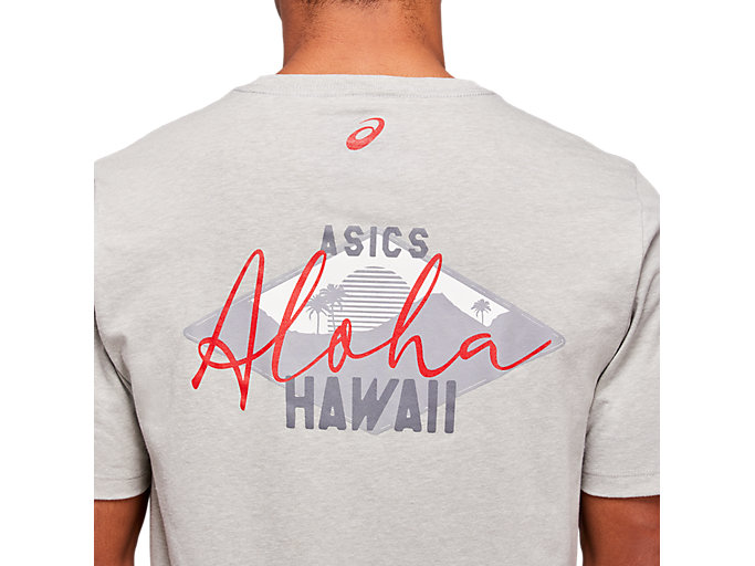 Alternative image view of ALOHA SHORT SLEEVE TEE