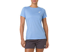 ENTRY SHORT SLEEVED TOP