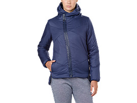 GEL-HEAT INSULATION JACKET, DEEP OCEAN