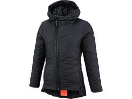 W'SGEL-HEATインシュレーションジャケット, BLACK/BLACK