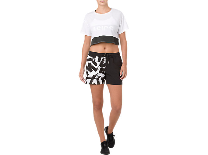 Alternative image view of POWER SS CROP TOP, BRILLIANT WHITE