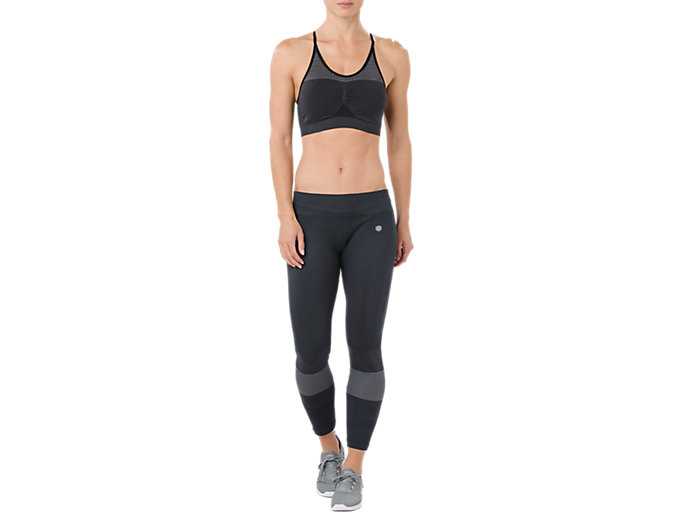 Alternative image view of SEAMLESS TIGHT, PERFORMANCE BLACK