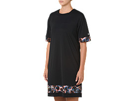 Liberty Print T-Shirt Dress