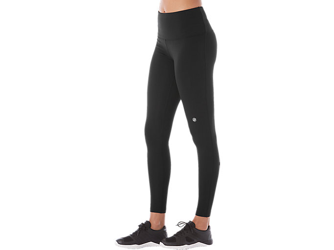 Alternative image view of HIGH WAIST TIGHT, PERFORMANCE BLACK