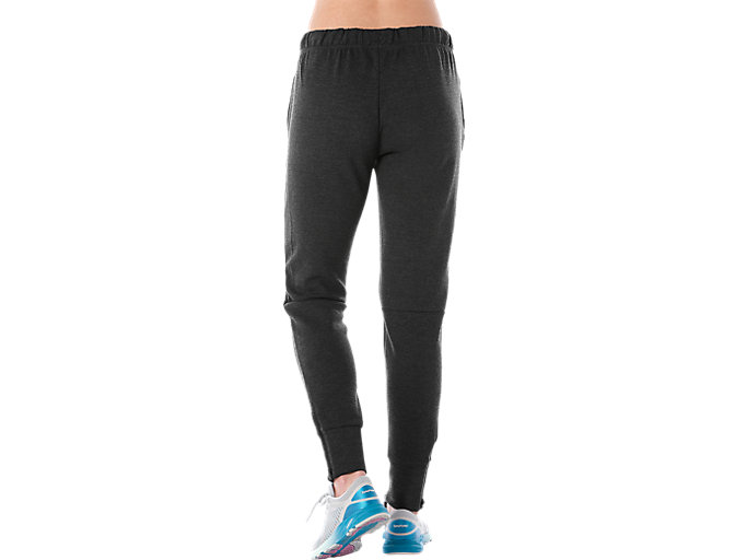 Alternative image view of TAILORED PANT, PERFORMANCE BLACK