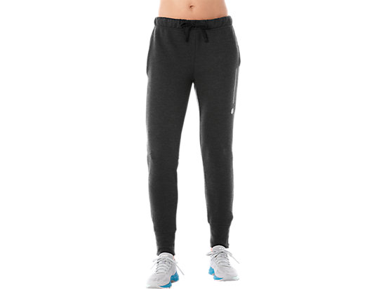 TAILORED PANT, PERFORMANCE BLACK HEATHER
