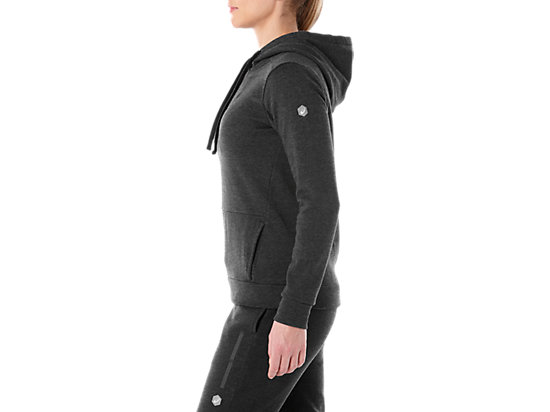 TAILORED OTH BRUSHED HOODY   WOMEN   PERFORMANCE BLACK   ASICS Russia 1b04c694f4e