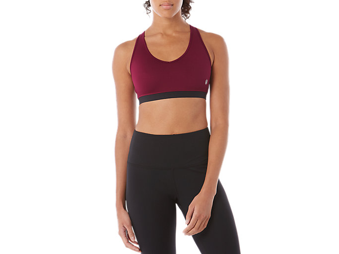 Alternative image view of LOW SUPPORT BRA, CORDOVAN