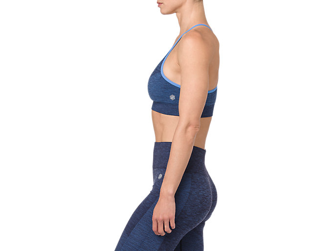 Side view of Seamless Strap Bra