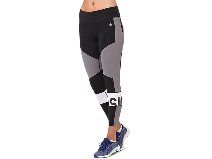 COLOR BLOCK TIGHT 2, PERFORMANCE BLACK