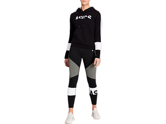 COLOR BLOCK CROPPED TIGHT 2 DEEP MARS