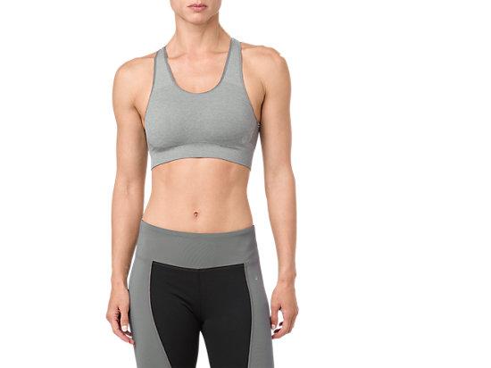 女FLEX運動內衣 STONE GREY HEATHER