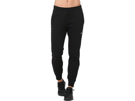 ESSENTIAL FRENCH TERRY PANT PERFORMANCE BLACK