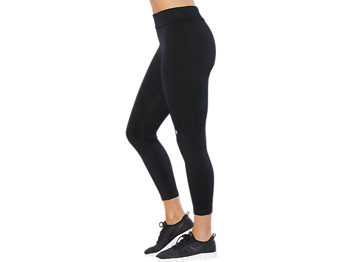 Side view of ESNT 7/8 TIGHT, PERFORMANCE BLACK