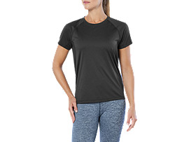 TRUE PRFM TOP, PERFORMANCE BLACK