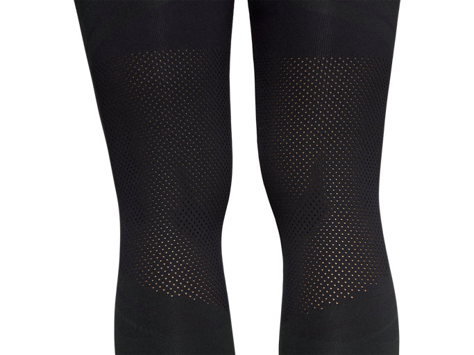 Alternative image view of W SEAMLESS CPD TIGHT, PERFORMANCE BLACK