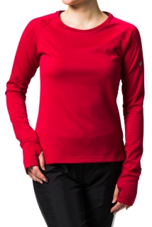 FLEECE LONG SLEEVE TEE