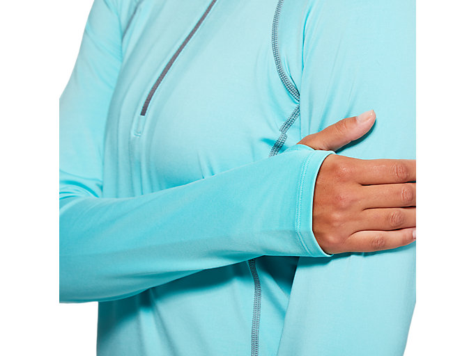 Alternative image view of THERMOPOLIS Half Zip Top