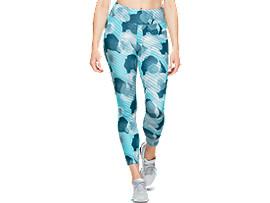 GPX Cropped  Printed Tight