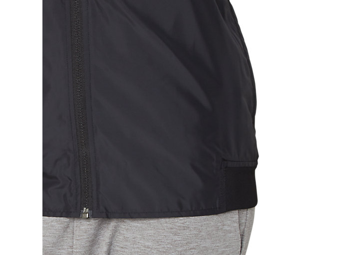 Alternative image view of W'S LIMO®裏トリコットブレーカージャケット, パフォーマンスブラック