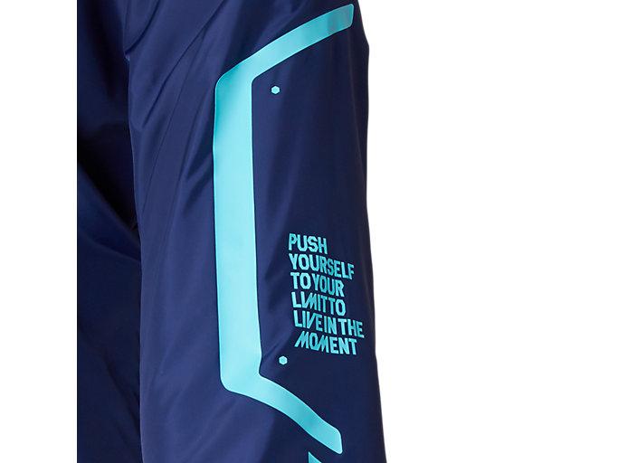 Alternative image view of W'S LIMO®裏トリコットブレーカージャケット, ピーコート