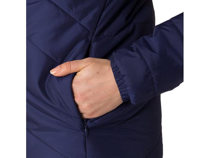 Alternative image view of W'S インシュレーションジャケット, ピーコート