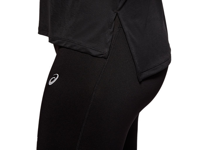 Alternative image view of SLUB LS TOP, PERFORMANCE BLACK