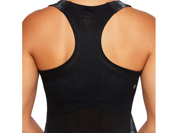 Alternative image view of FITTED GPX TANK, PERFORMANCE BLACK/IRONCLAD