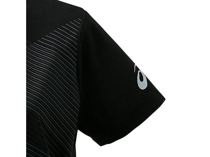 Alternative image view of W'S JP ショートスリーブ トップ, パフォーマンスブラック