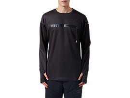 JYUNI LS TOP, PERFORMANCE BLACK