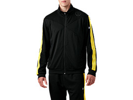 Front Top view of DOJO Track Jacket