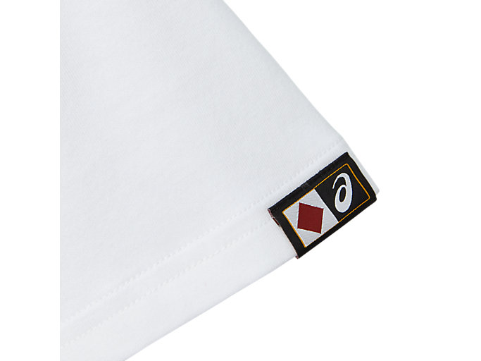 Alternative image view of カレッジ 卒業Tシャツ, Wホワイト