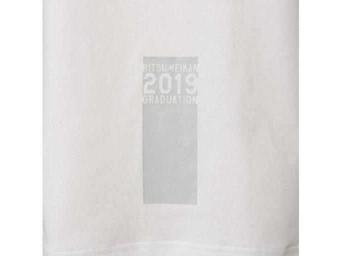 Alternative image view of カレッジ 卒業Tシャツ, Aホワイト