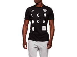 LDN CITY SS TOP, PERFORMANCE BLACK