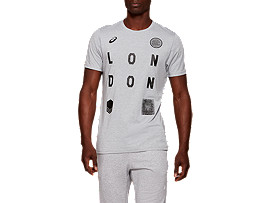 LONDON SHORT SLEEVED TOP