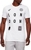 유니섹스 시티 런던 반팔 티셔츠