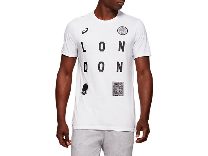 LDN CITY SS TOP, BRILLIANT WHITE