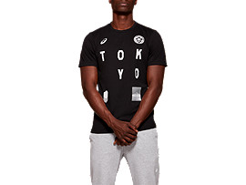 TYO CITY SS TOP, PERFORMANCE BLACK