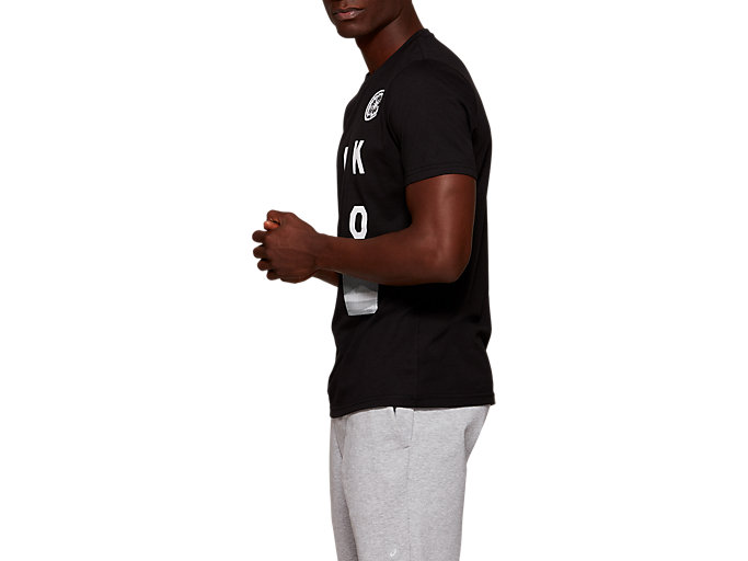Side view of TYO CITY SS TOP, PERFORMANCE BLACK