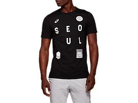 유니섹스 시티 서울 반팔 티셔츠