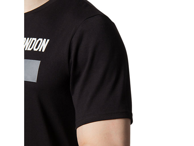 Alternative image view of LDN CITY SS TOP 2, PERFORMANCE BLACK